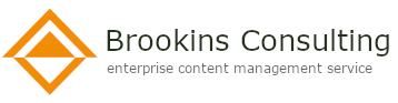 Brookins Consulting : Enterprise Content Management Service